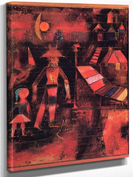 Village Carnival by Paul Klee