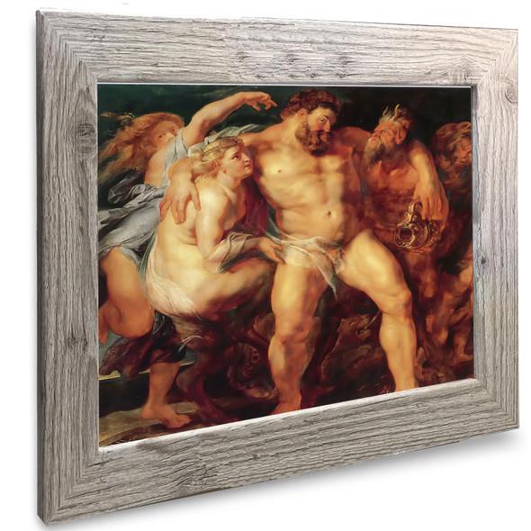 Drunken Heracles Peter Paul Rubens
