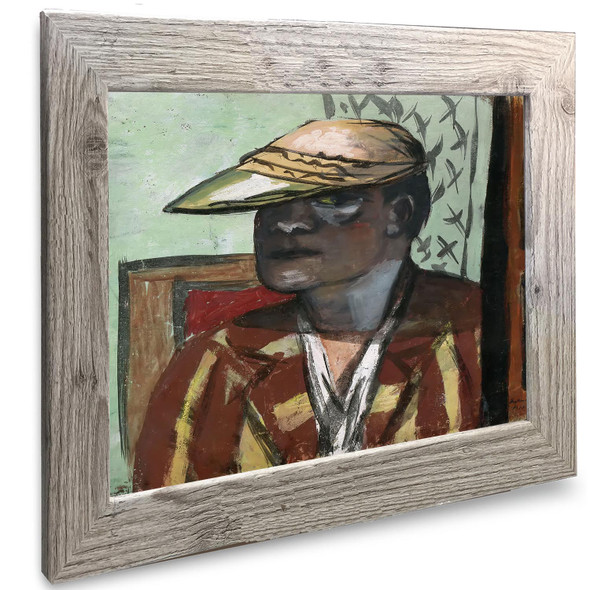 Self Portrait Max Beckmann