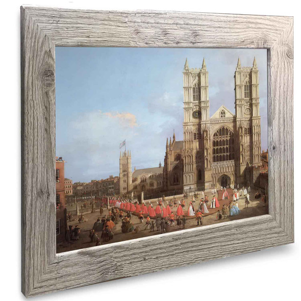 Westminster Abbey Canaletto