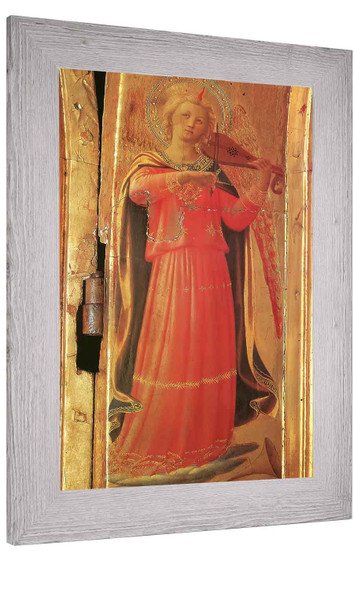 Linaiuoli Tabernacle The Music Making Angel From The Border Fra Angelico2
