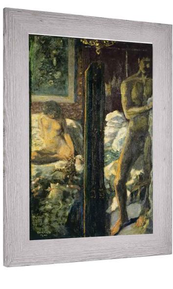 Man And Woman Pierre Bonnard