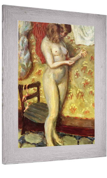 Nude In The Light Pierre Bonnard