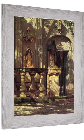 Sunlight And Shadow Albert Bierstadt