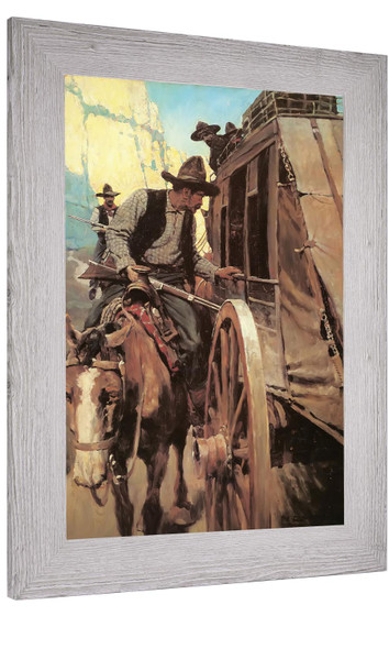 The Admirable Outlaw Nc Wyeth