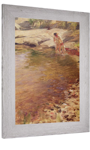 The Morning Toilet Anders Zorn