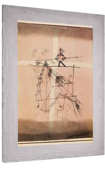 The Tightrope Walker Paul Klee