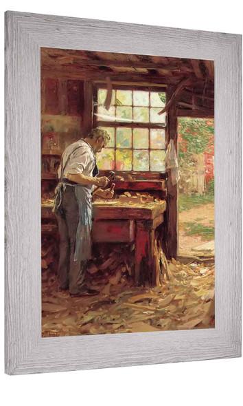 The Village Carpenter Edward Henry Potthast