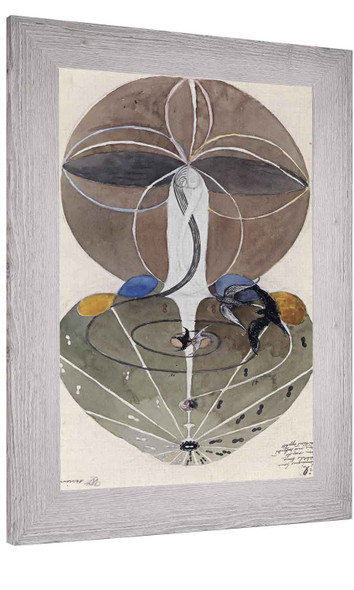 Tree Of Knowledge No 2 Hilma Af Klint