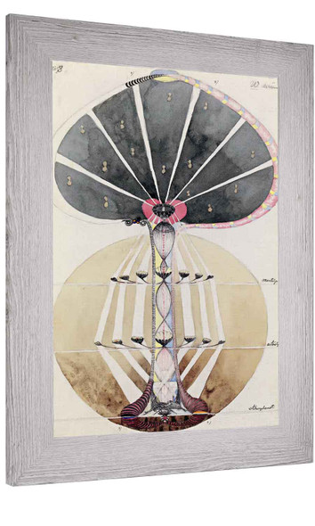 Tree Of Knowledge No 3 Hilma Af Klint