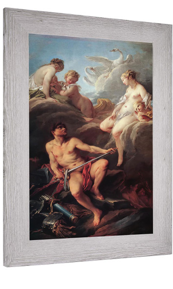 Venus Requesting Vulcan For Arms For Aeneas Francis Boucher