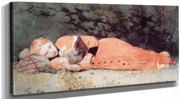 The New Novel Winslow Homer