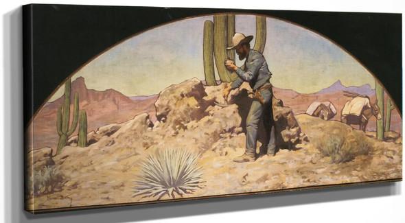 The Prospector Maynard Dixon