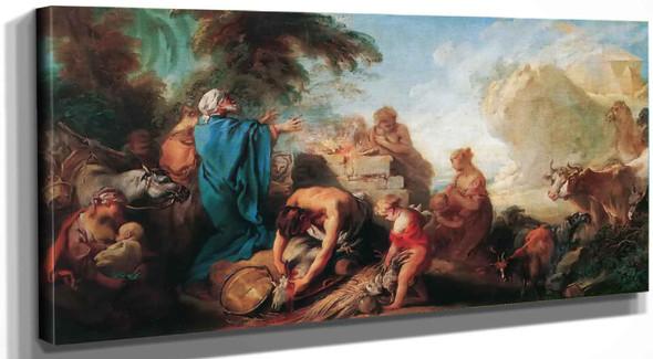 The Sacrifice Of Noah Francis Boucher