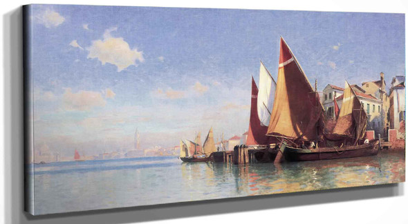 Venice I 1875 William Stanley Haseltine