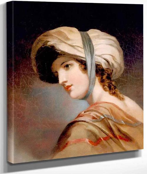 Rebecca Gratz 1830 By Thomas Sully