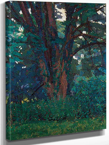 In Gloucestershire By Harold Gilman