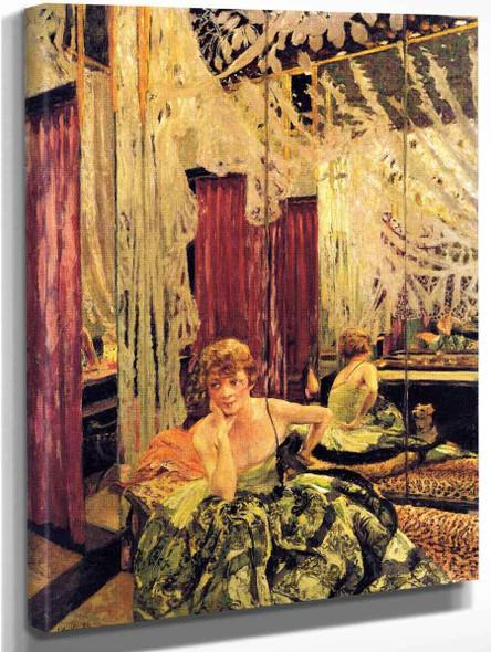 Jane Renquardt By Edouard Vuillard