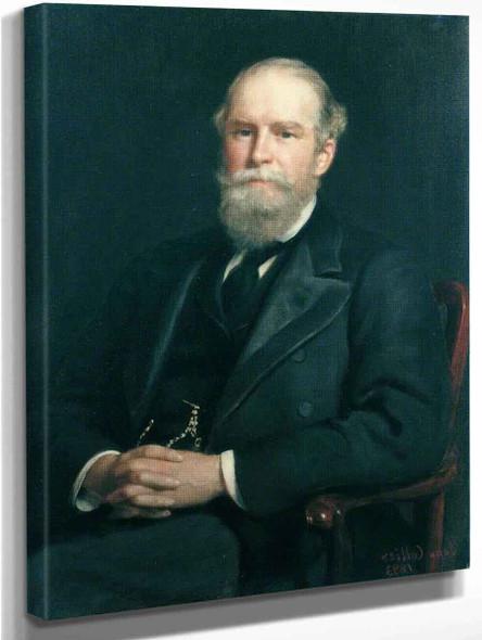 John Lubbock By John Maler Collier