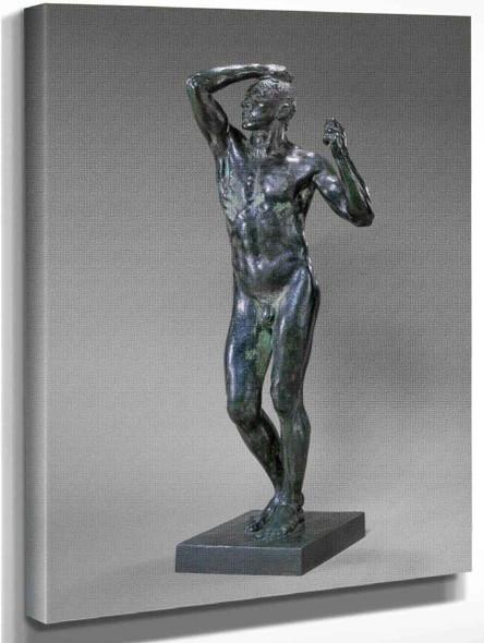 L'age De L'airain By Auguste Rodin Art Reproduction