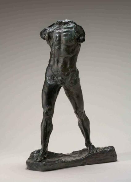 L'homme Qui Marche  By Auguste Rodin
