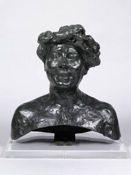 The Duchesse De Choiseul  By Auguste Rodin