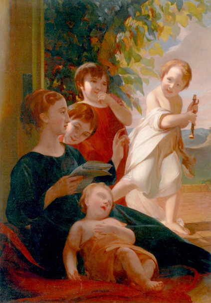 The Sully Children  By Thomas Sully