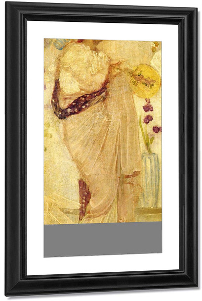 Tanagra By James Abbott Mcneill Whistler American 1834 1903