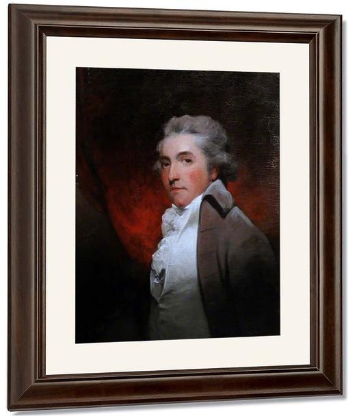 Edward Constable By John Hoppner By John Hoppner