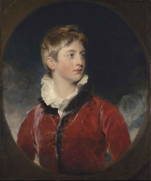Frederick William Stewart By Sir Thomas Lawrence