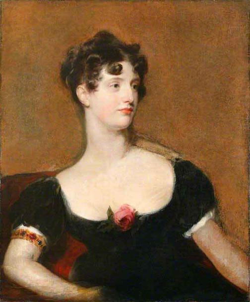 Harriet Elizabeth Peirce By Sir Thomas Lawrence