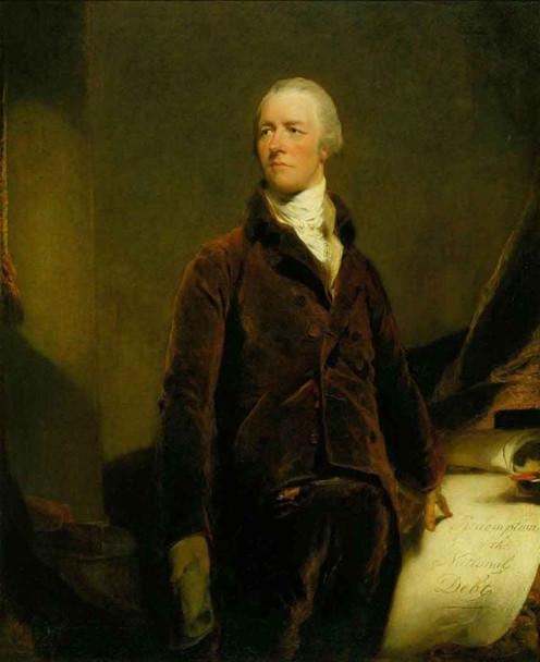 William Pitt By Sir Thomas Lawrence