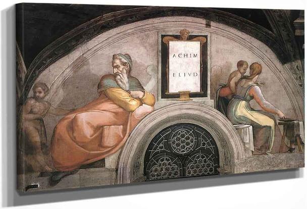 Achim Eliud By Michelangelo Buonarroti By Michelangelo Buonarroti