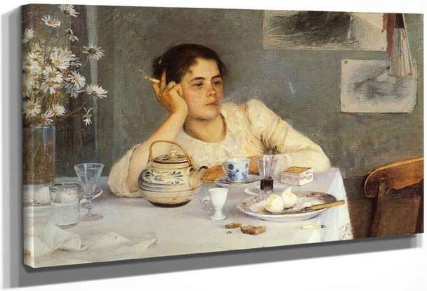 After Breakfast By Elin Kleopatra Danielson Gambogi By Elin Kleopatra Danielson Gambogi