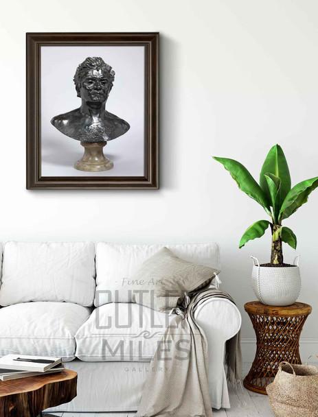 Balzac  By Auguste Rodin