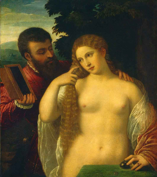 Allegory By Titian