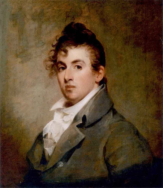 Chester Sully By Thomas Sully