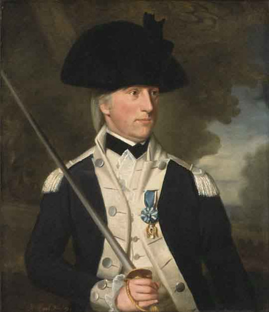 Colonel Richard Varick By Ralph Earl