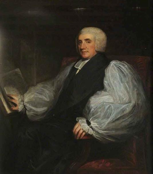 Edward Venables Vernon Harcourt By John Hoppner