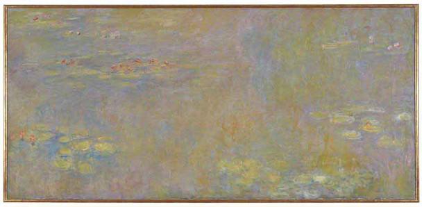 Water Lilies49 By Claude Oscar Monet