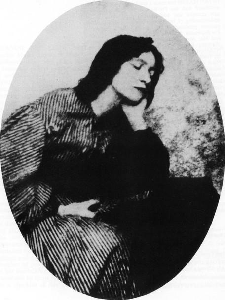 Elizabeth Siddal4 By Dante Gabriel Rossetti