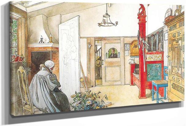 The Studio by Carl Larssonv