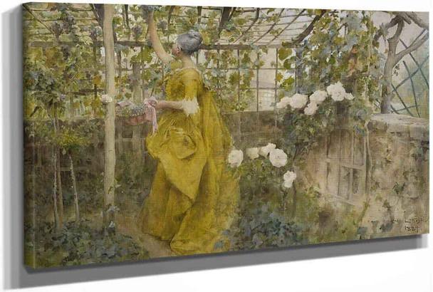 The Vine by Carl Larssonv