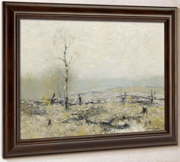 Wintry Landscape by Bruce Crane