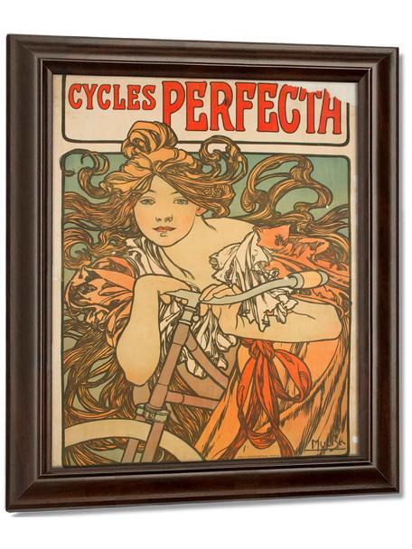 Cycles Perfecta by Alphonse Maria Mucha