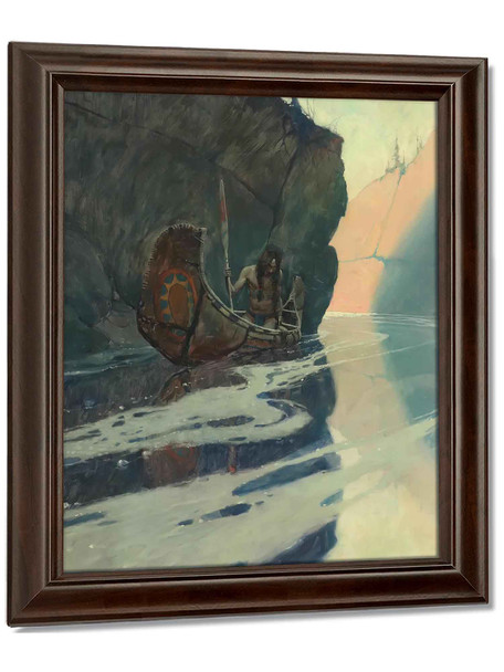 In The Crystal Depths by Nc Wyeth