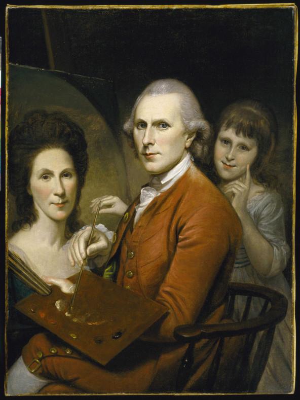 Charles Wilson Peale (1741-1827)