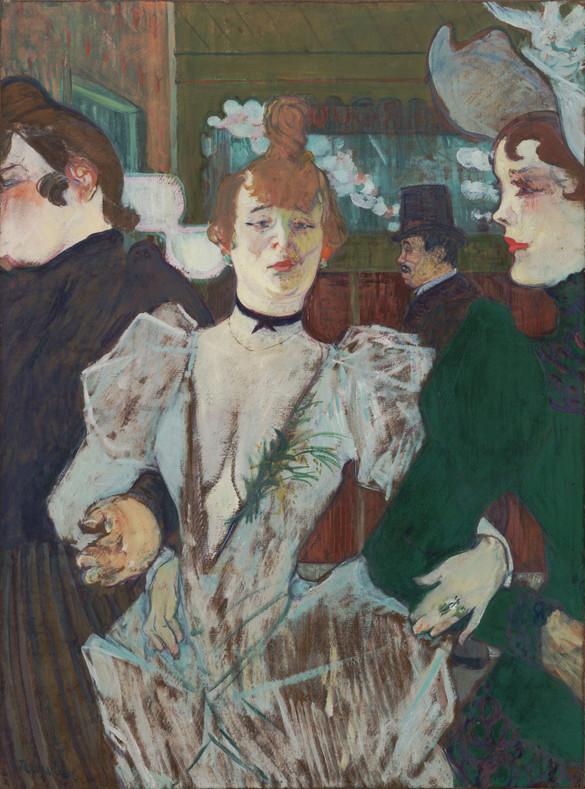 Henri de Toulouse- Lautrec (1864-1901)