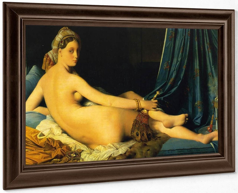 Jean-Auguste-Dominique Ingres (French, 1780 - 1867)