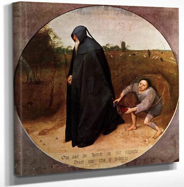 Pieter Brugel, the Elder (1515- 1569)